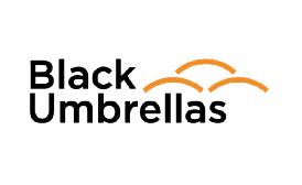 Black Umbrellas